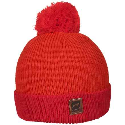 Orage Carpenter Beanie (For Men) in Red - Closeouts