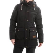 Orage Chalet Parka - Insulated (For Women) in Black - Closeouts