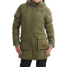 Orage Chalet Parka - Insulated (For Women) in Green - Closeouts