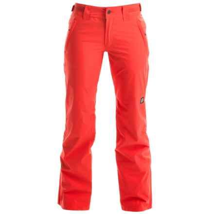 Orage Clara Shell Ski Pants - Waterproof (For Women) in Blush - Closeouts