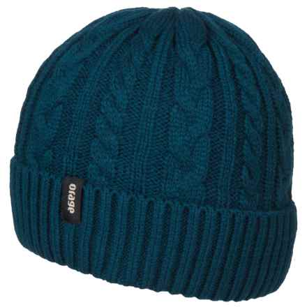 Orage Cowichan Beanie (For Men) in Blue - Closeouts