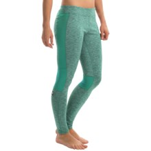 Orage Cozy Base Layer Bottoms (For Women) in Dark Jade - Closeouts