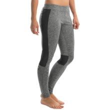 Orage Cozy Base Layer Bottoms (For Women) in Grey - Closeouts