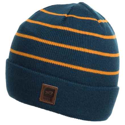 Orage Davis Beanie (For Men) in Blue - Closeouts
