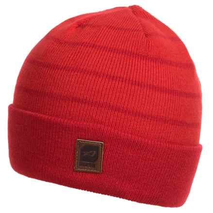 Orage Davis Beanie (For Men) in Red - Closeouts