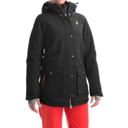Orage Deal Ski Jacket - Waterproof, Insulated (For Women) in Black - Closeouts