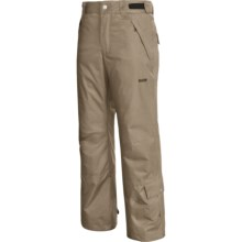Orage Diablo Snow Pants - Insulated (For Men) in Heather Military - Closeouts