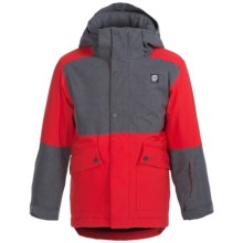 Orage Edwards Ski Jacket - Waterproof, Insulated (For Little and Big Boys) in Red - Closeouts