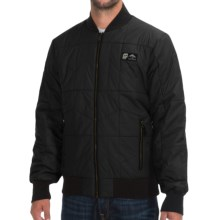 Orage Flight Jacket (For Men) in Black - Closeouts
