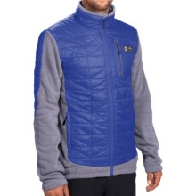 Orage Fusion Insulator Jacket - PrimaLoft® (For Men) in Overseas - Closeouts