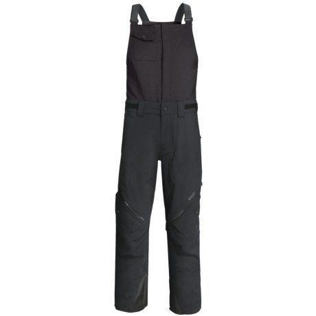 Orage Gibson Gore-Tex® Soft Shell Bib Pants - Waterproof (For Men) in Black