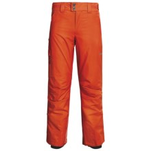 Orage Glenwood Gore-Tex® Snow Pants - Waterproof, Insulated (For Men) in Spice - Closeouts