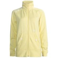 Orage Keele Fleece Jacket - Full Zip (For Women) in Butter - Closeouts