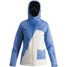 Orage Kelly Jacket - Insulated (For Women) in Liberty Blue - Closeouts