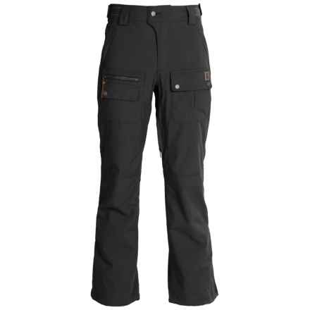 Orage Leeds Ski Pants - Waterproof (For Men) in Black - Closeouts