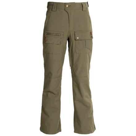 Orage Leeds Ski Pants - Waterproof (For Men) in Moss - Closeouts