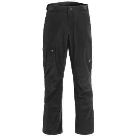Orage Lewis Shell Ski Pants - Waterproof (For Men) in Black - Closeouts