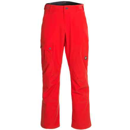 Orage Lewis Shell Ski Pants - Waterproof (For Men) in Fire Red - Closeouts