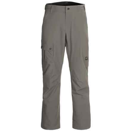 Orage Lewis Ski Pants - Waterproof, Insulated (For Men) in Carbon - Closeouts