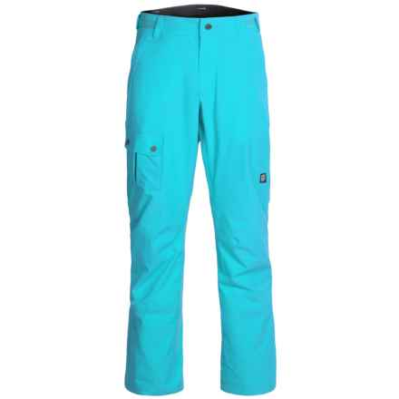 Orage Lewis Ski Pants - Waterproof, Insulated (For Men) in Turkish Blue - Closeouts