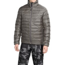 Orage Link Down Jacket - 600 Fill Power (For Men) in Carbon - Closeouts