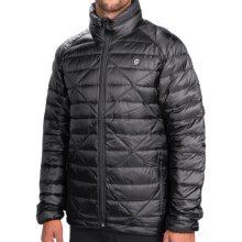 Orage Link Insulator Down Jacket - 600 Fill Power (For Men) in Black - Closeouts