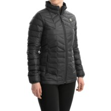 Orage Link Layering Down Jacket - 600 Fill Power (For Women) in Black - Closeouts