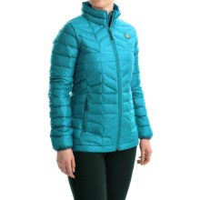 Orage Link Layering Down Jacket - 600 Fill Power (For Women) in Blue - Closeouts