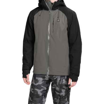 Orage Miller Ski Jacket - Waterproof, Insulated (For Men) in Carbon - Closeouts