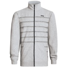 Orage Montana Fleece Jacket (For Men) in Heather Grey - Closeouts