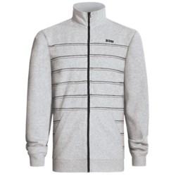Orage Montana Fleece Jacket (For Men) in Deep Sea