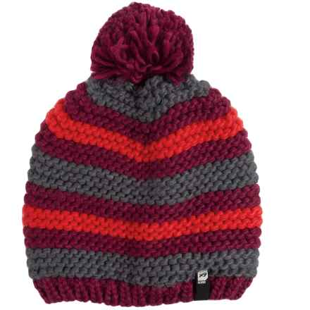 Orage Naomie Beanie (For Women) in Red - Closeouts