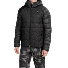 Orage Newton Down Jacket - Waterproof, Insulated (For Men) in Black/Black - Closeouts