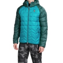Orage Newton Down Jacket - Waterproof, Insulated (For Men) in Turkish Blue - Closeouts