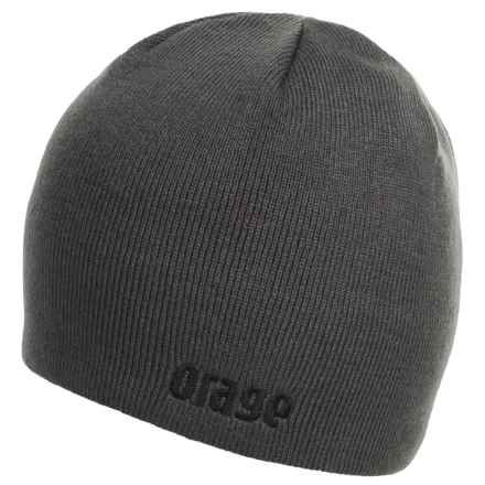 Orage Okanagan Beanie (For Men) in Grey - Closeouts