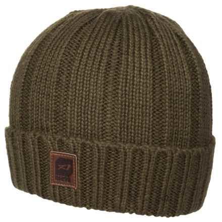 Orage Ootsa Beanie (For Men) in Green - Closeouts