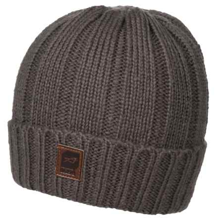 Orage Ootsa Beanie (For Men) in Grey - Closeouts