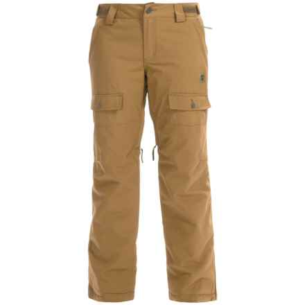 Orage Rachel Ski Pants - Waterproof, Insulated (For Women) in Golden - Closeouts