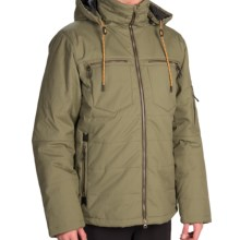 Orage Redford Hooded Jacket - Insulated (For Men) in Moss - Closeouts