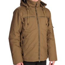 Orage Redford Hooded Jacket - Insulated (For Men) in Walnut - Closeouts