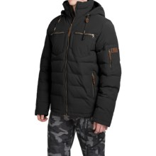 Orage Redford Jacket - Waterproof, Insulated (For Men) in Black - Closeouts