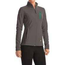 Orage Sofi Fleece Jacket - Full Zip (For Women) in Carbon - Closeouts