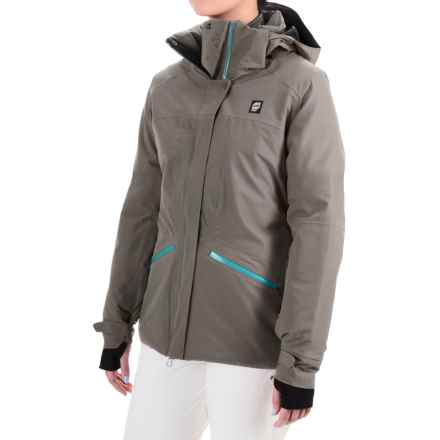Orage Spansion Ski Jacket - Waterproof, Insulated (For Women) in Carbon - Closeouts