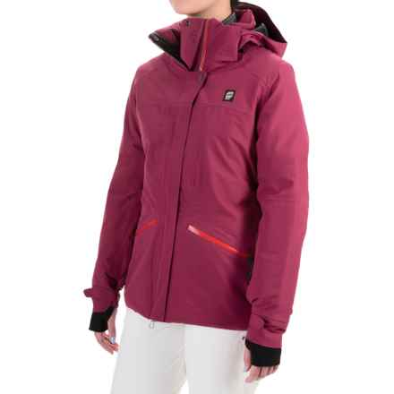 Orage Spansion Ski Jacket - Waterproof, Insulated (For Women) in Plumrose - Closeouts