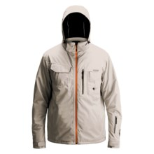 Orage Sparwood Gore-Tex® Performance Shell Jacket - Waterproof, Insulated (For Men) in Cement - Closeouts