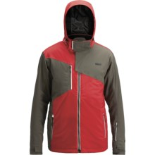 Orage Truckee Jacket - Waterproof, Insulated (For Men) in Charcoal - Closeouts