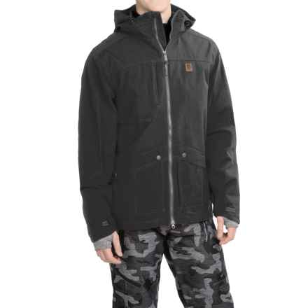 Orage Watson Shell Ski Jacket - Waterproof (For Men) in Black - Closeouts