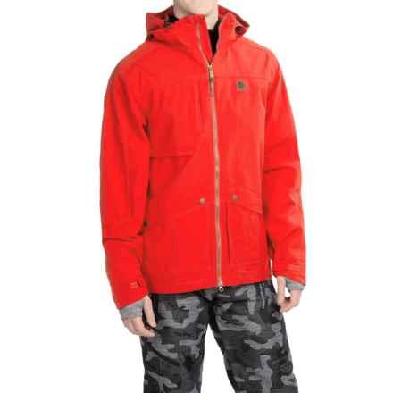 Orage Watson Shell Ski Jacket - Waterproof (For Men) in Fire Red - Closeouts