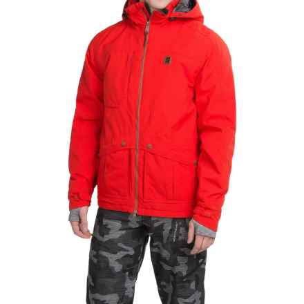 Orage Watson Ski Jacket - Waterproof, Insulated (For Men) in Fire Red - Closeouts