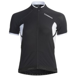 Orbea Dama Pro Cycling Jersey - Short Sleeve (For Women) in Blue